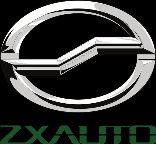Логотип ZX Auto