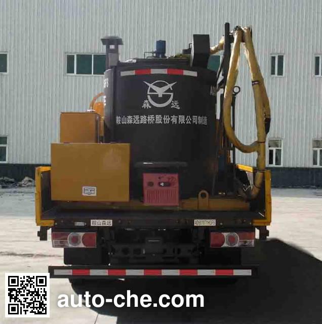 Senyuan (Anshan) AD5070TYHGFS pavement maintenance truck