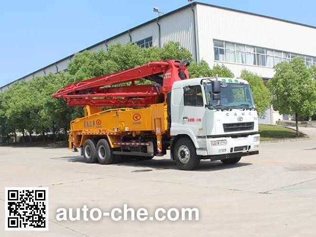 CAMC AH5310THB0L5 concrete pump truck