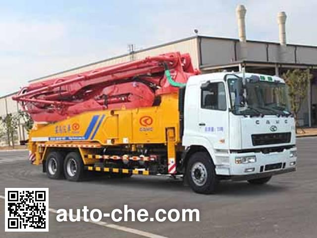 CAMC AH5330THB1L4 concrete pump truck
