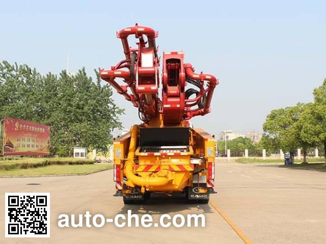 CAMC AH5430THB0L5 concrete pump truck