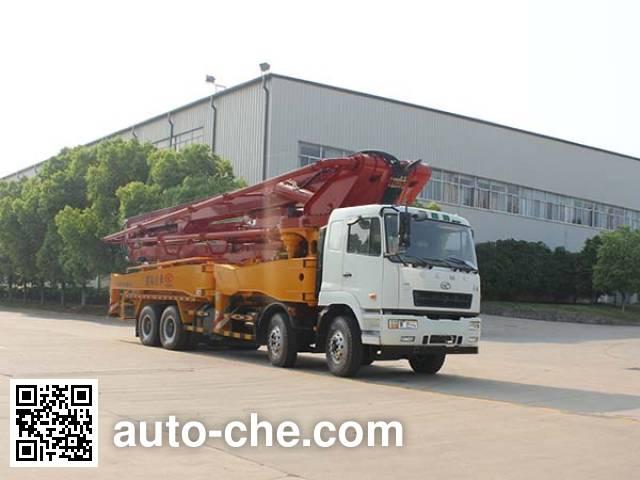CAMC AH5431THB0L5 concrete pump truck