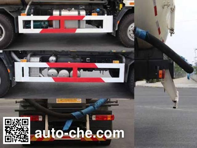开乐牌AKL5250GFLBJ02低密度粉粒物料运输车