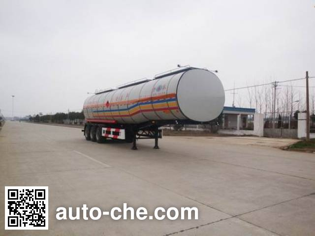 Kaile AKL9403GRYBW02 flammable liquid tank trailer