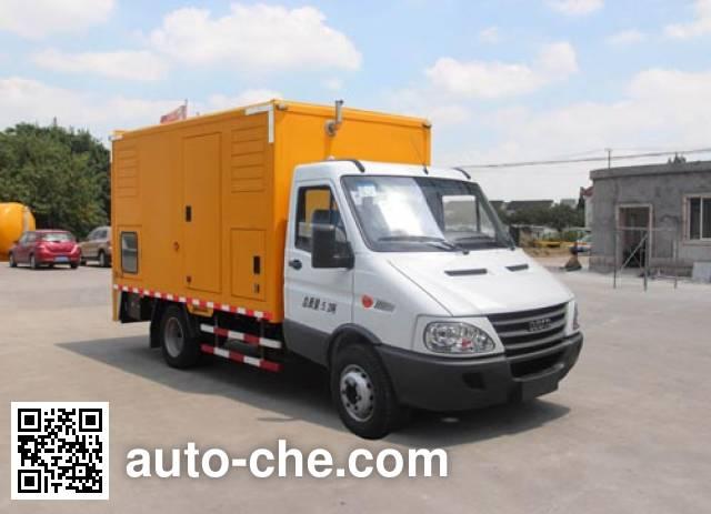 Jiulong ALA5050XDYNJ4 мобильная электростанция на базе автомобиля