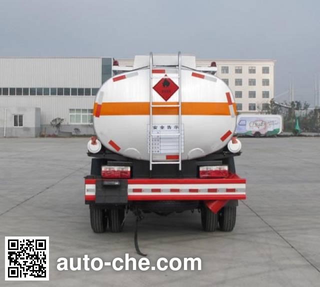 Jiulong ALA5070GJYDFA4 топливная автоцистерна