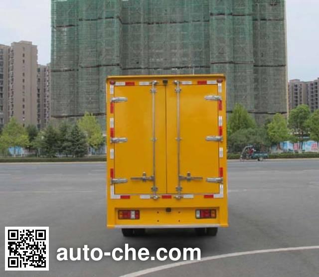 Jiulong ALA5070XDYQL5 мобильная электростанция на базе автомобиля