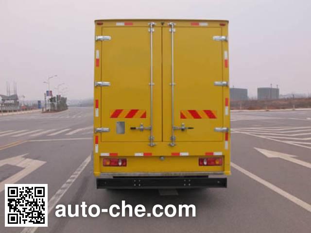 Jiulong ALA5120XDYDFL5 мобильная электростанция на базе автомобиля