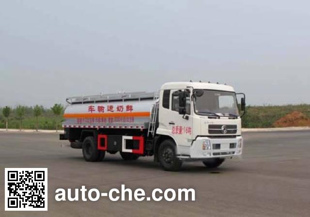 Jiulong ALA5160GNYDFL3 автоцистерна для молока (молоковоз)