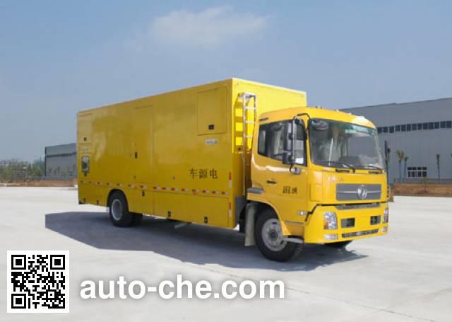 Jiulong ALA5160XDYDFL4 мобильная электростанция на базе автомобиля