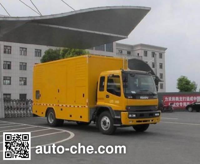 Jiulong ALA5160XDYQL5 мобильная электростанция на базе автомобиля