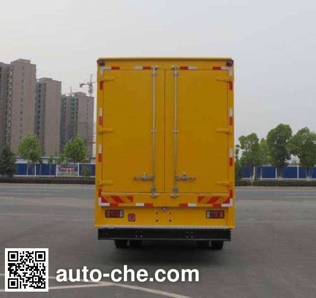 Jiulong ALA5161XDYQL5 мобильная электростанция на базе автомобиля
