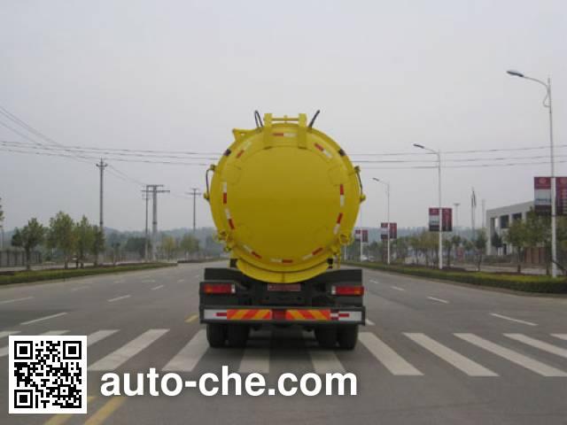 Jiulong ALA5250GWNDFL4 sludge transport tank truck
