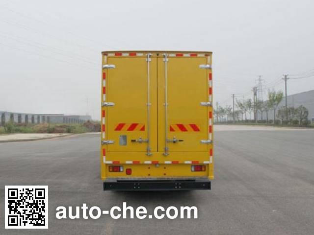 Jiulong ALA5250XDYQL5 мобильная электростанция на базе автомобиля