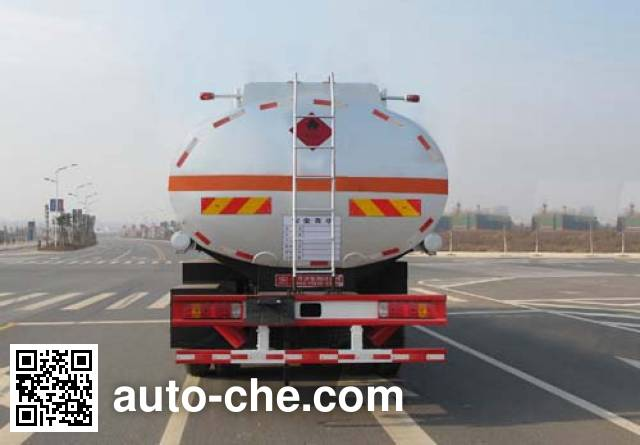 Jiulong ALA5311GRYC5 flammable liquid tank truck