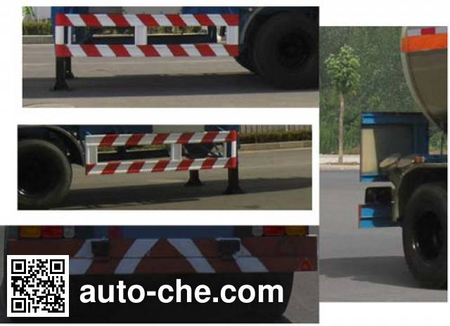 Jiulong ALA9409GRY flammable liquid tank trailer