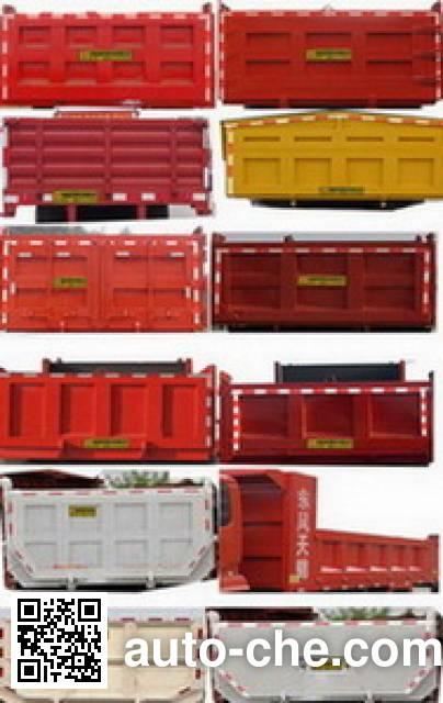 Shuangji AY3120B5 dump truck