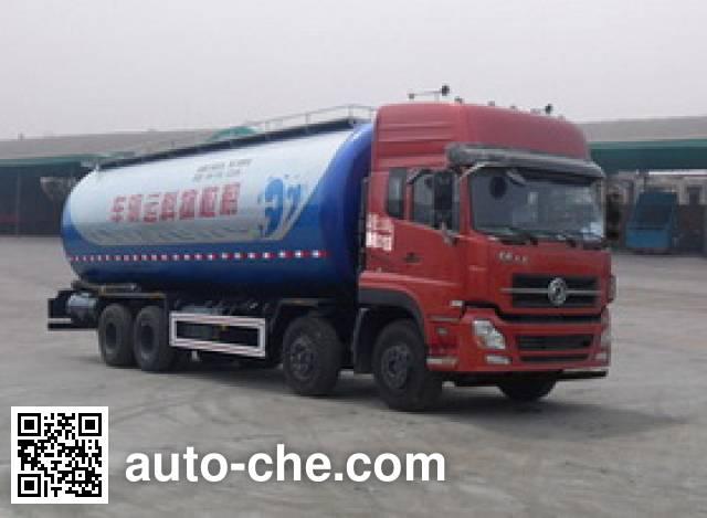 双机牌AY5310GFLA10低密度粉粒物料运输车