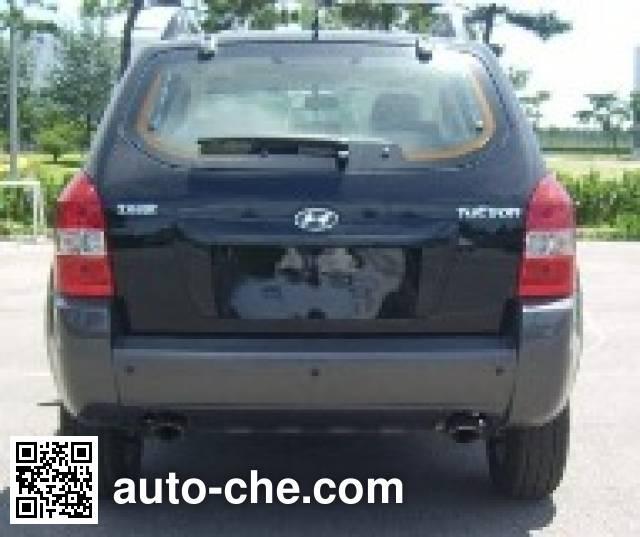 Beijing Hyundai BH6430JAZ MPV
