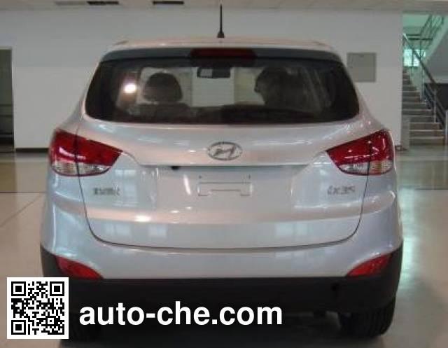 Beijing Hyundai BH6440LMZ MPV