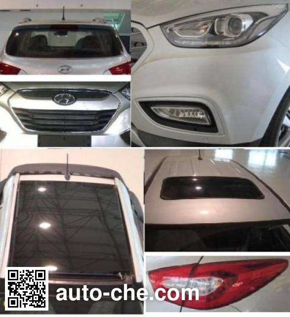 Beijing Hyundai BH6442LAZ MPV