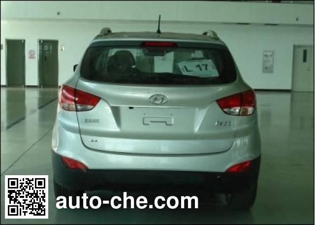 Beijing Hyundai BH6440LAY MPV