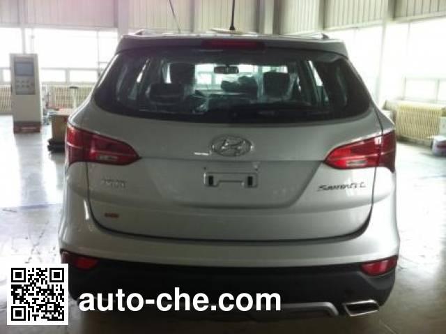 Beijing Hyundai BH6470MAZ MPV
