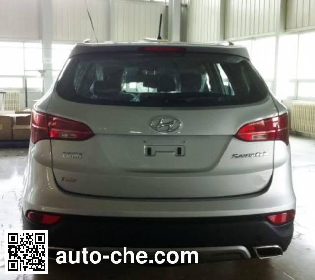 Beijing Hyundai BH6477MAY MPV