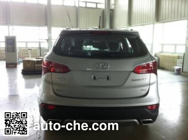 Beijing Hyundai BH6475MBY MPV