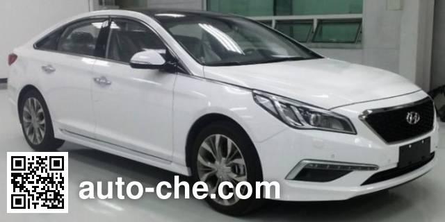 Легковой автомобиль Beijing Hyundai BH7160RAY