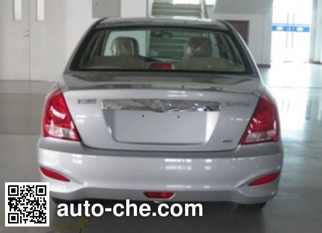 Beijing Hyundai двухтопливный легковой автомобиль BH7162FAZ