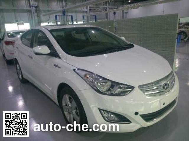 Легковой автомобиль Beijing Hyundai BH7162HMZ