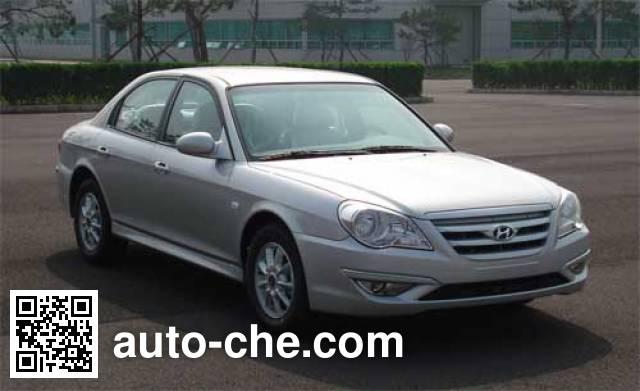 Двухтопливный легковой автомобиль Beijing Hyundai BH7183FMY