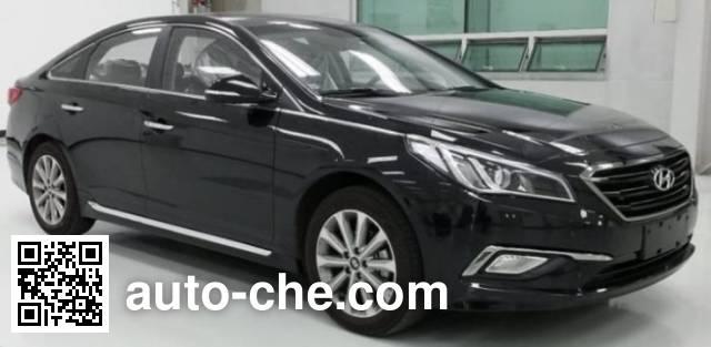 Легковой автомобиль Beijing Hyundai BH7201RAY