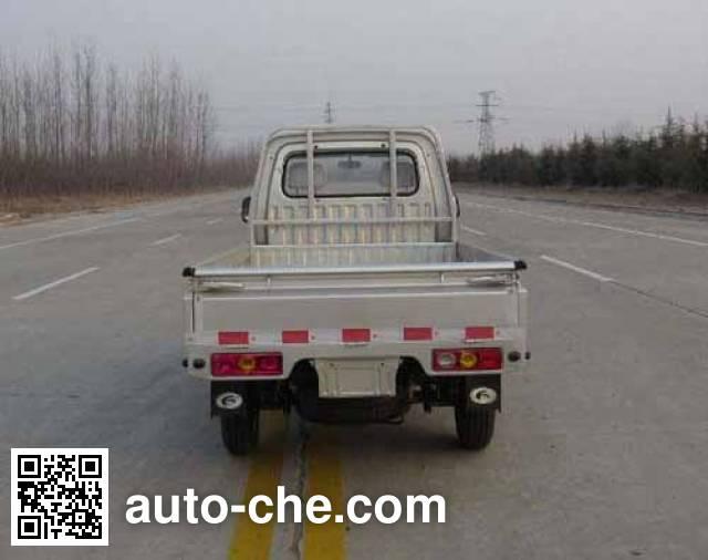 Foton BJ1020V0JL4-BA dual-fuel cargo truck