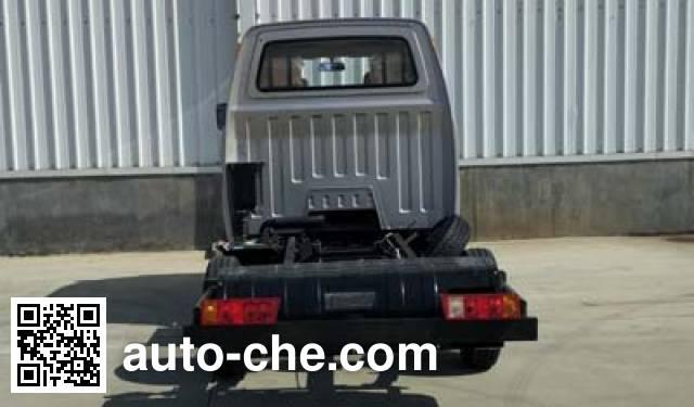 Heibao BJ1026W40TS шасси двухтопливного легкого грузовика