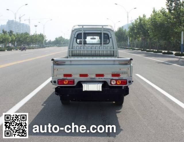 Foton BJ1020V2AL4-AB dual-fuel cargo truck