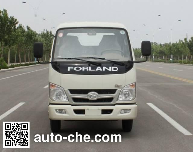 Foton BJ1032V3AV5-GH dual-fuel truck chassis