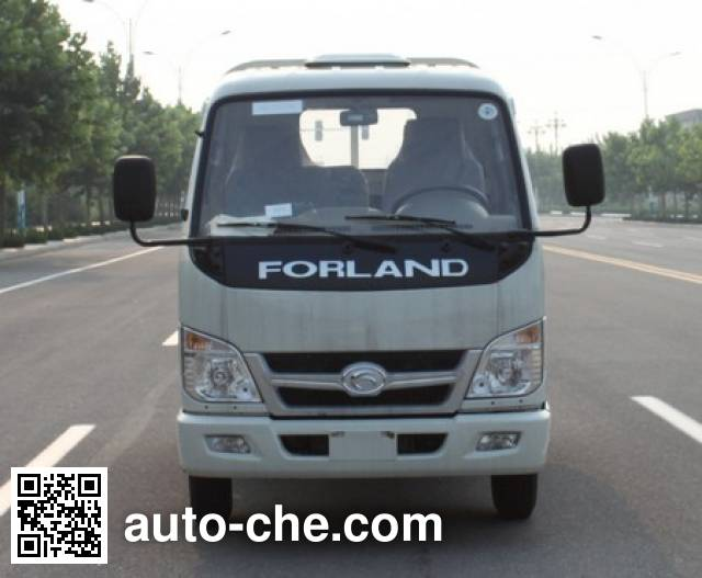 Foton BJ1032V3JV3-GG dual-fuel cargo truck