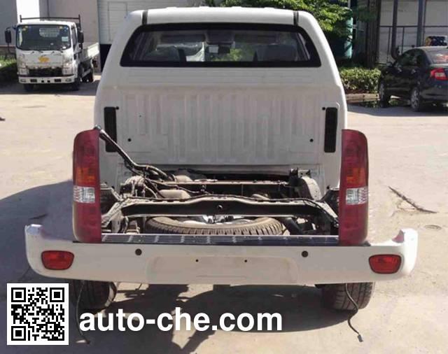 Foton BJ1027V2MX6-E1 pickup truck chassis