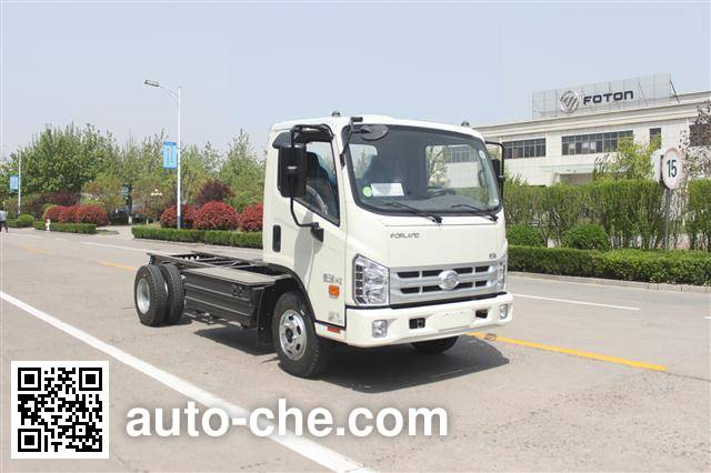 Foton BJ1043EVJA1 electric truck chassis