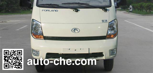 Foton BJ5046XBW-B1 insulated box van truck