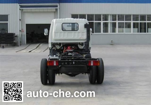 Foton BJ3046D8ABA-FD dump truck chassis