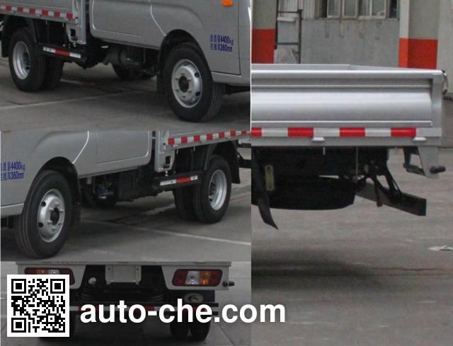 Foton BJ1046V9AB6-K6 crew cab light cargo truck