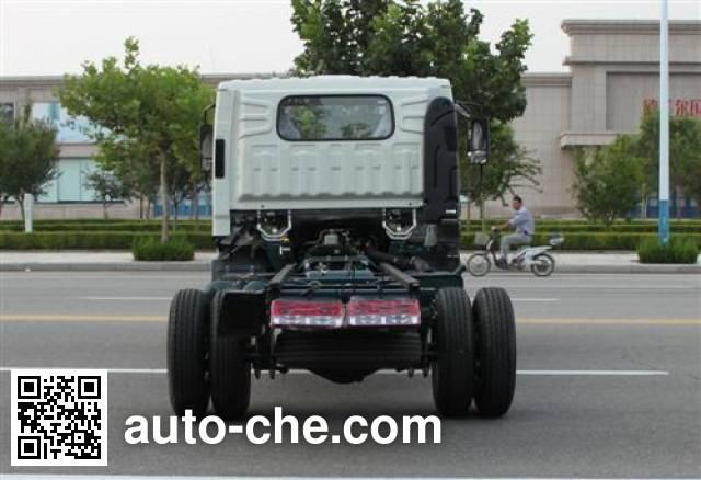 Foton BJ3046D9JBA-FE dump truck chassis