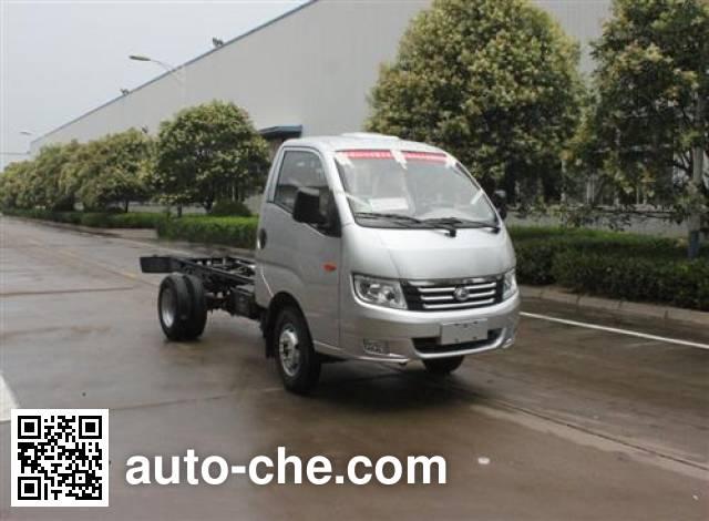 Foton BJ1046V9JB5-K4 short cab truck chassis