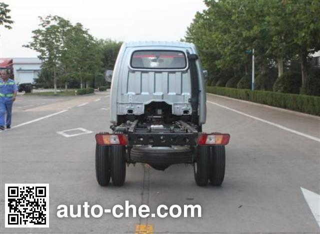 Foton BJ1046V9PB5-K5 extended cab truck chassis