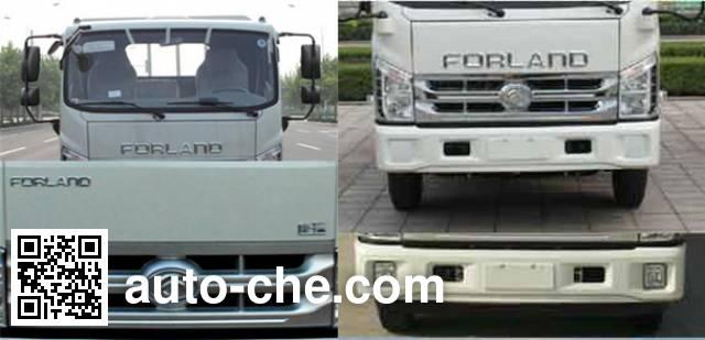 Foton BJ1083VEJCA-E1 truck chassis