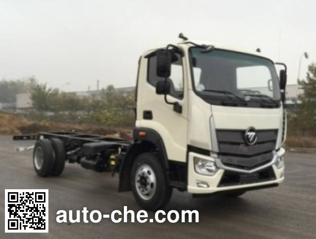 Foton BJ5126XXY-A1 van truck chassis