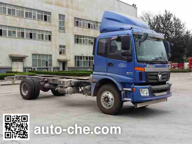 Foton Auman BJ5183XXY-AB van truck chassis